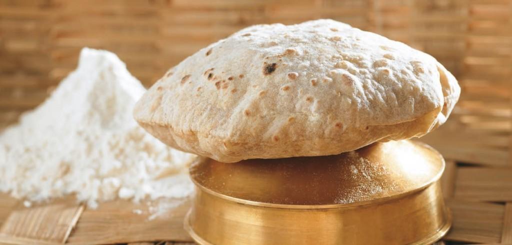 Healthy Chapati (roti) Recipe