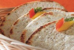 Khasta Roti (wholemealbread)